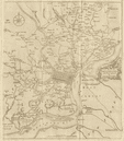 A map of Philadelphia and parts adjacent. Pennsylvania. SCULL & HEAP 1777